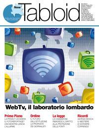 New Tabloid 01/2012 Notiziario Ordine dei Giornalisti della Lomb