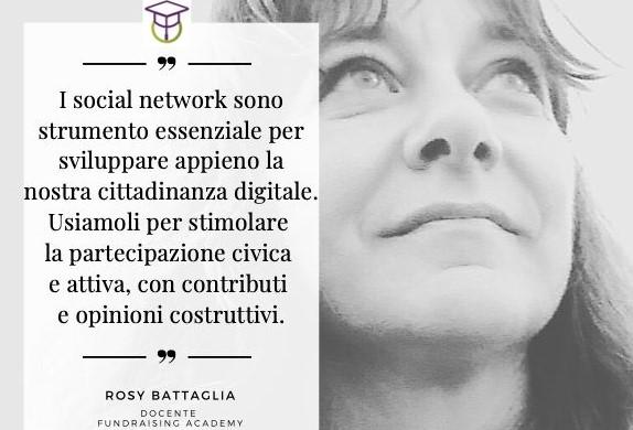 Rosy Battaglia Fundraising Academy